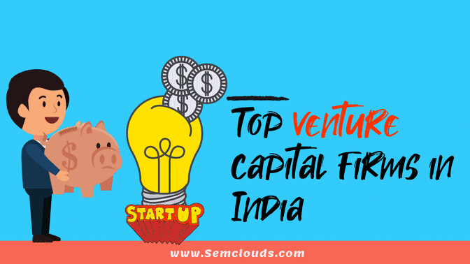 venture capital firms in India
