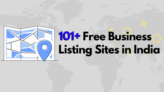 101+ Free Business Listing Sites in India